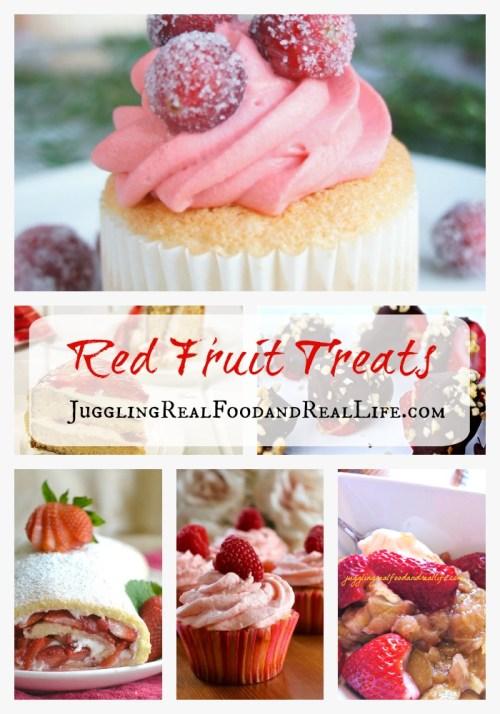 Red Fruit Treats