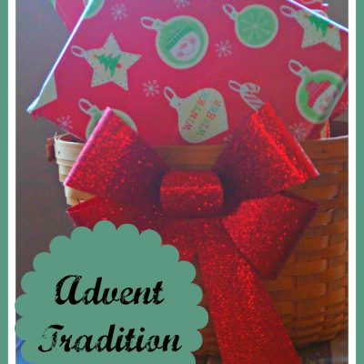 Advent Tradition With Our Favorite Christmas Books