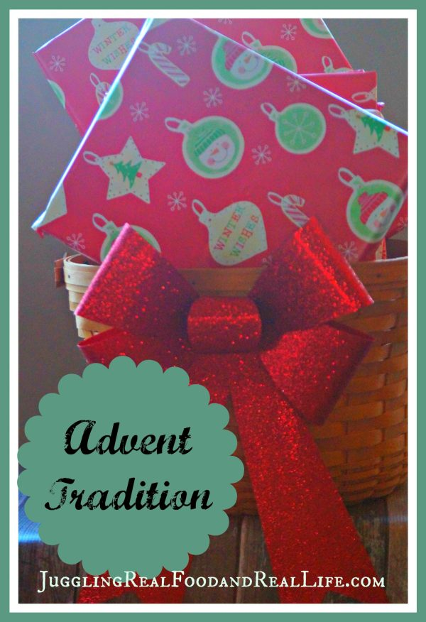Advent Tradition for Kids