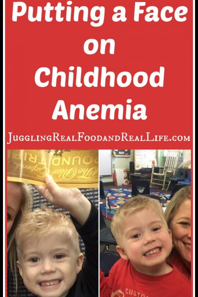 A Mother's Story of Childhood Anemia
