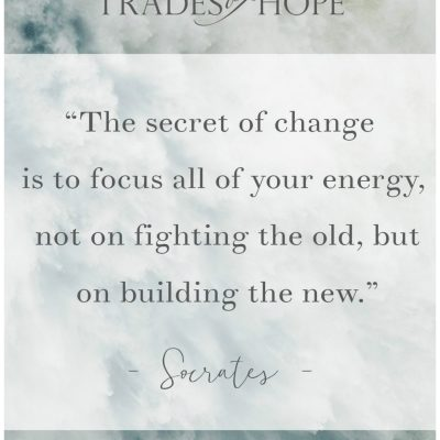 Shop Around The World With Trades of Hope