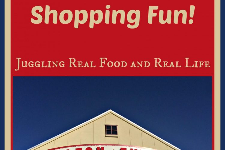 Fresh Thyme Farmers Market Makes Grocery Shopping Fun!