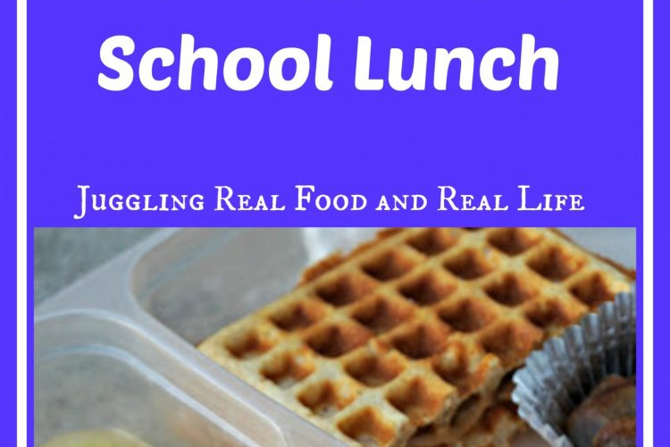 "How to Pack a Zero Waste and ""Less Headache"" School Lunch"