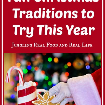 6 Fun Christmas Traditions to Try This Year