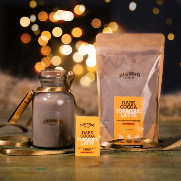 Dark-Cocoa-Turmeric-Latte-Hot-Chocolate-Premix-By-Jugmug-Thela