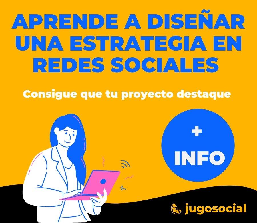 Aprende a diseñar una estrategia en redes sociales
