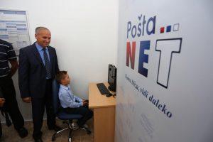 Internet kutak za zitelje sela Stajkovce