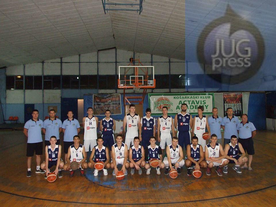 Seniorski košarkaški Kup Srbije: Actavis pobedio Radnik iz Surdulice