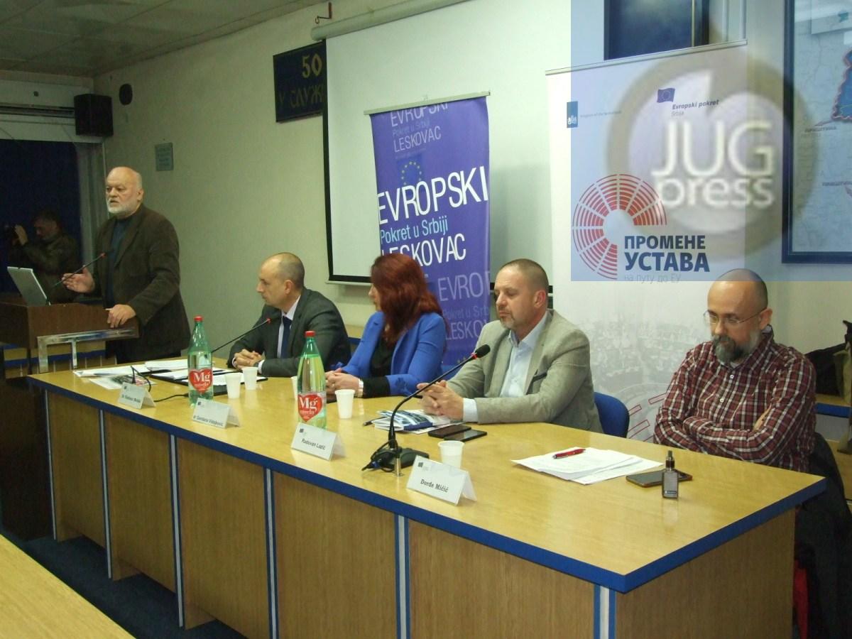 Stop politizaciji pravosuđa