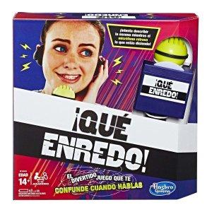 Qué Enredo Hasbro