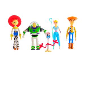 Toy Story 4 Colección 6 Piezas