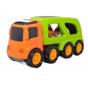 Juguete Carro niñera con ambulancia bombero (1)