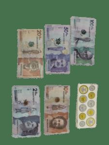Billetes de Juguete