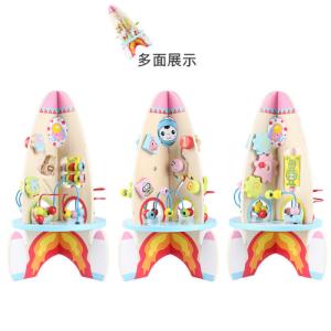 cohete_didactico_de_madera_juguetes_medellin