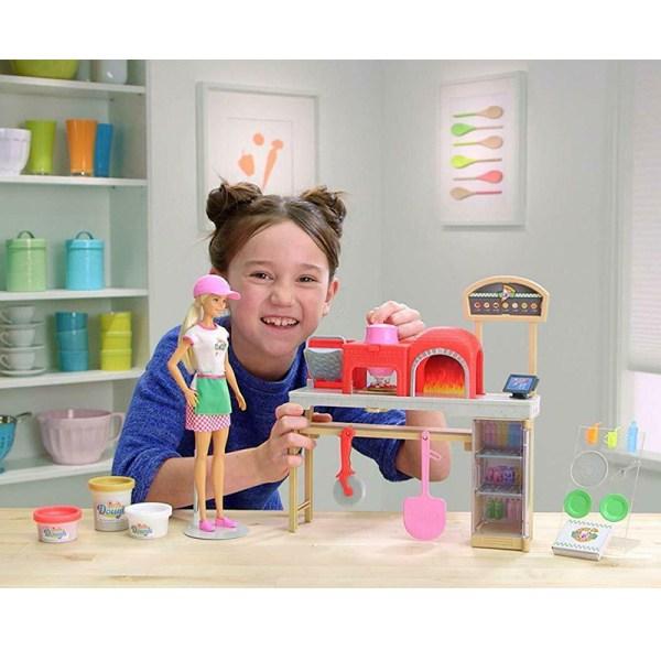Barbie Quierso Ser Pizza Chef- Accesorios
