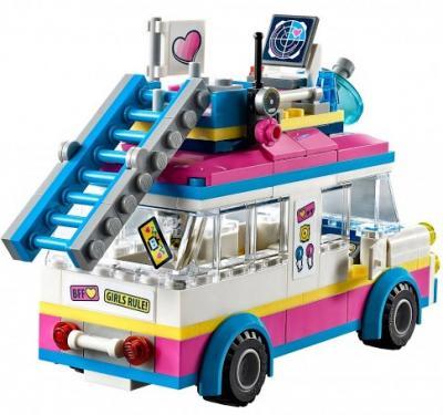 Lego vehículo de Olivia para operaciones #4133