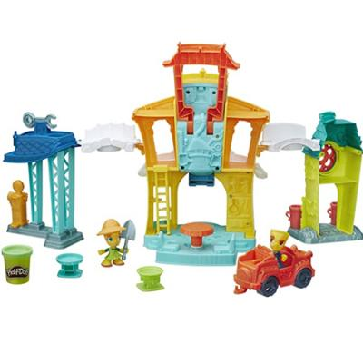 Play Doh Town Torre central