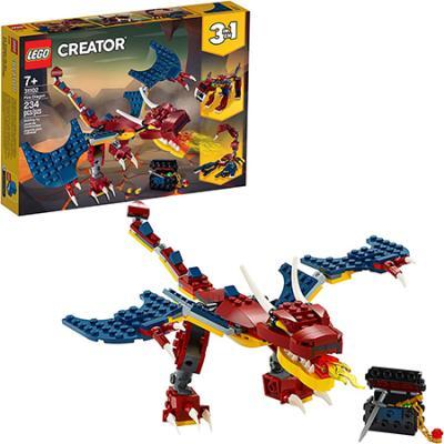 LEGO Creator, Dragón Llameante