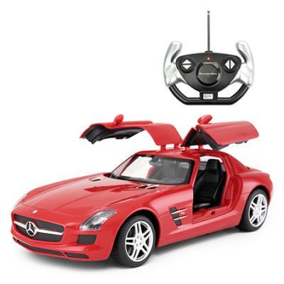 Carro Mercedes Benz Rojo