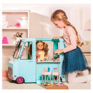 Camión de helados Our Generation
