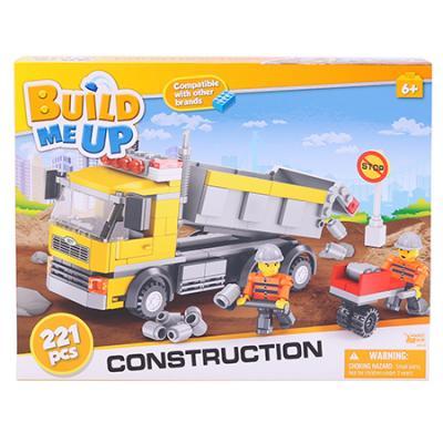 Build Me Up – Set de Construcción de Camión 221 pcs