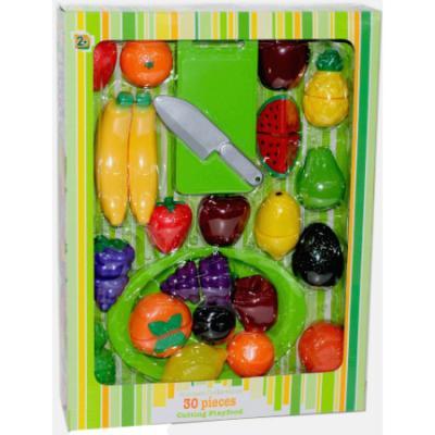 Juguetes de Frutas y Verduras