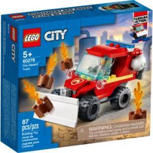 LEGO City Camión de peligro de incendio