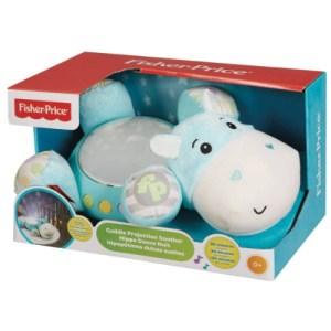 Hipopótamo Proyector fisher price
