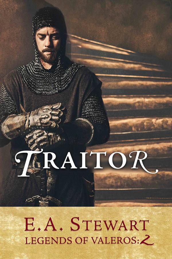 Traitor - Legends of Valeros Book 2