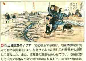 明治維新(2)近代的軍隊の創設と地租改正 | 日本近現代史の授業中継