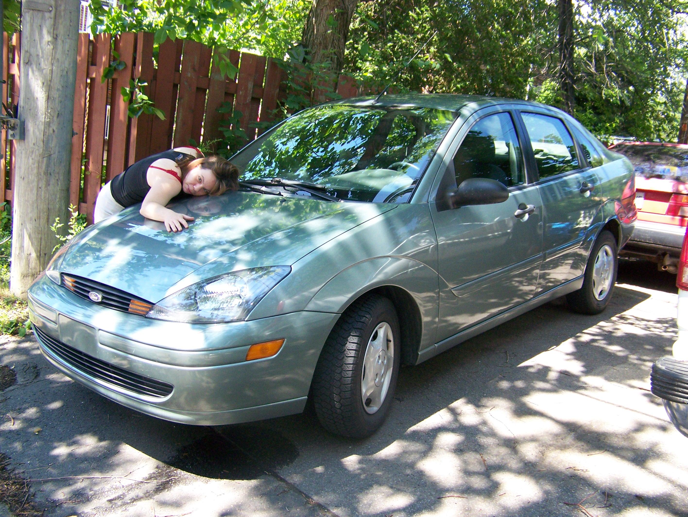 I love my car. I do.