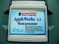 AppleWorks 4.3 cartridge