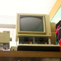 Of COURSE they had an Apple II — how could they not??