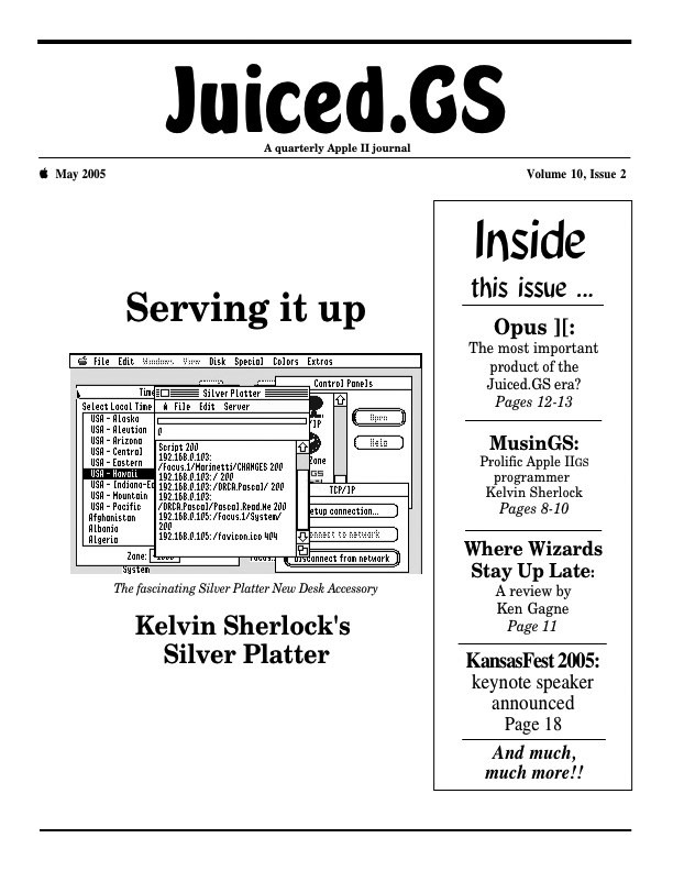 Volume 10, Issue 2 (May 2005)