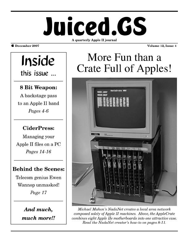Volume 12, Issue 4 (December 2007)