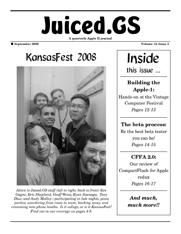 Volume 13, Issue 3 (September 2008)