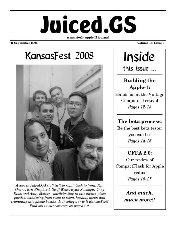 Volume 13, Issue 3 (September 2008)