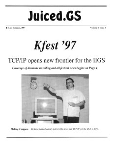 Volume 2, Issue 3 (Late Summer 1997)