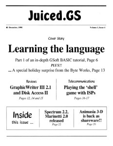 Volume 3, Issue 4 (December 1998)