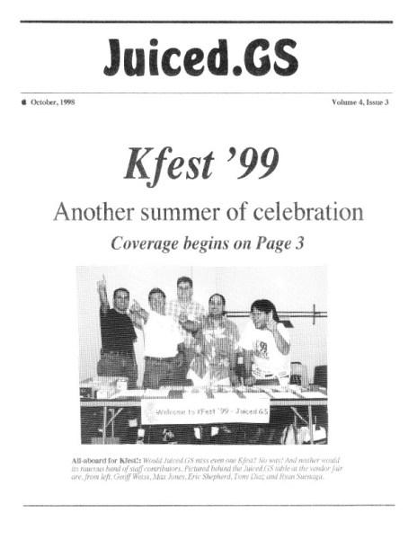 Volume 4, Issue 3 (October 1999)
