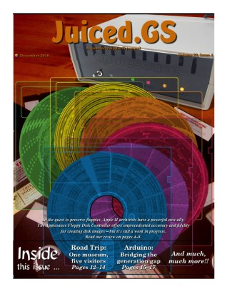 Juiced.GS Volume 23, Issue 4 (December 2018)