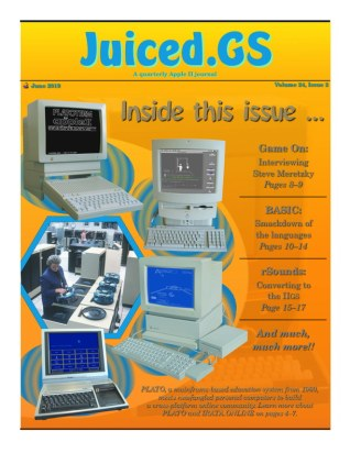 Juiced.GS Volume 24, Issue 2 (June 2019)