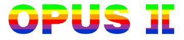 Opus ][ logo