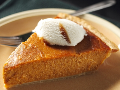 Low Calorie Pumpkin Pie!