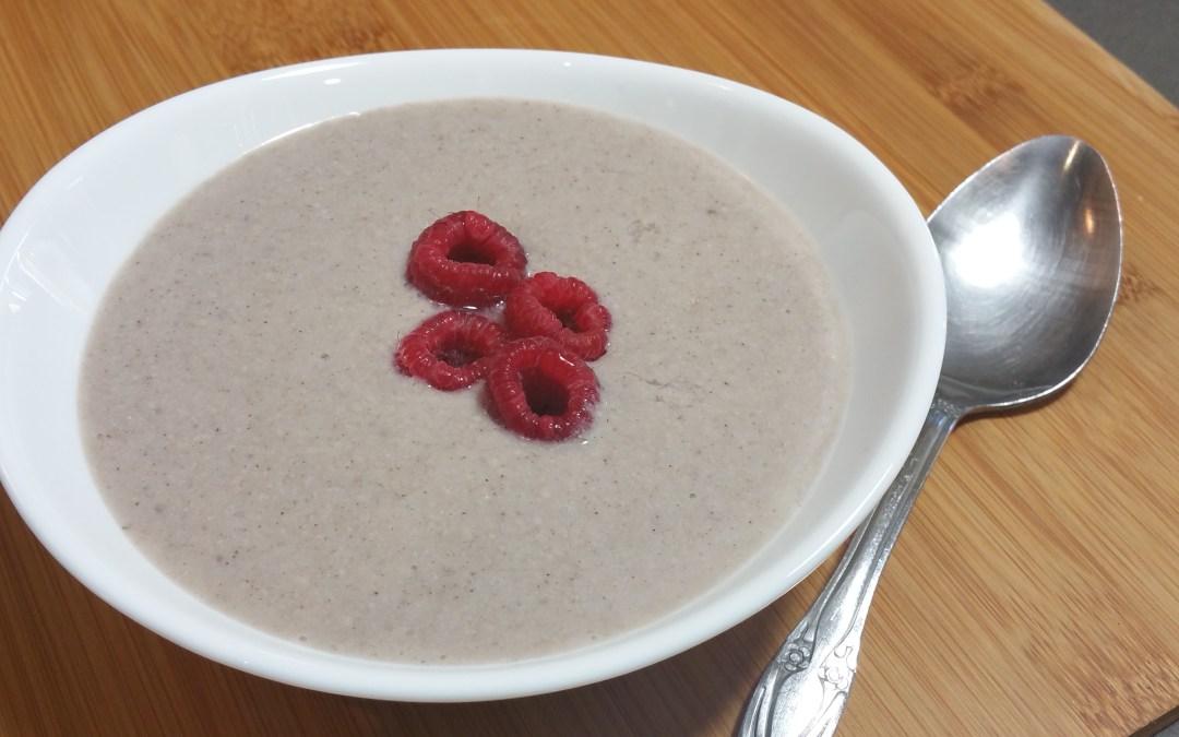 Electric Banana Hemp Porridge