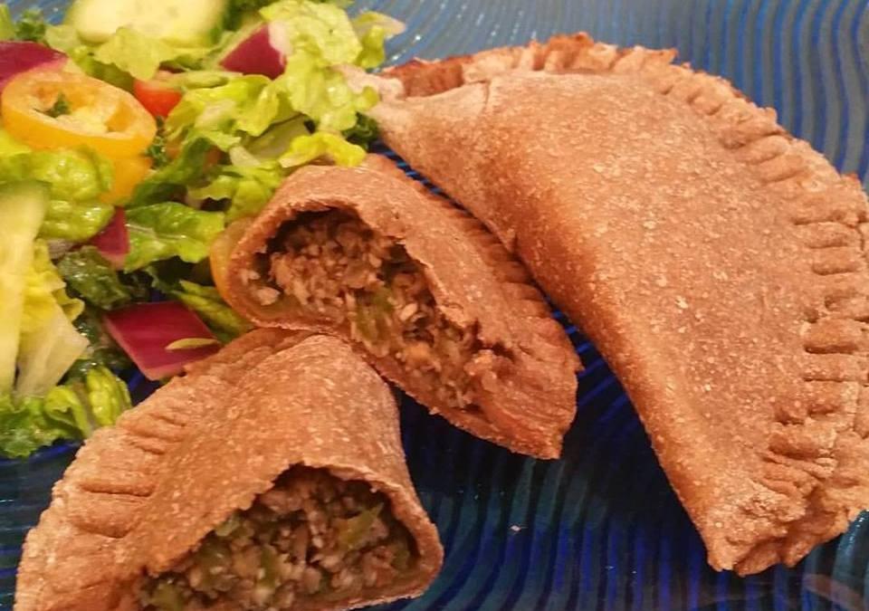 Mock Beef Patty Recipe