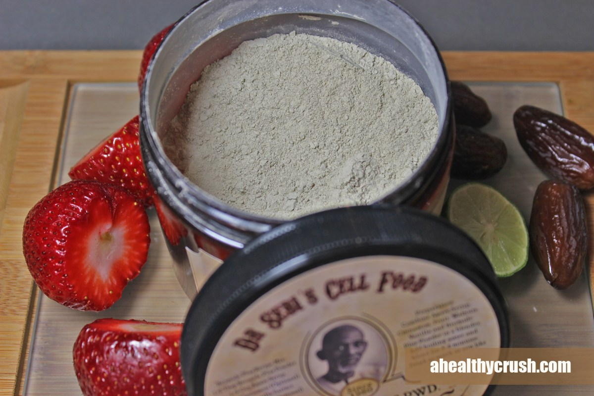 REVIEW | Dr. Sebi's Bromide Powder + Recipe