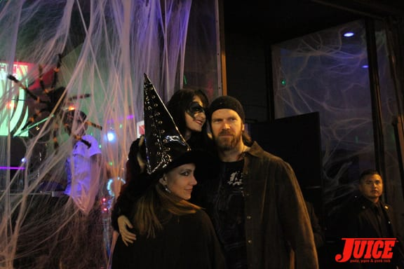 Scout Taylor-Compton and Tyler Mane