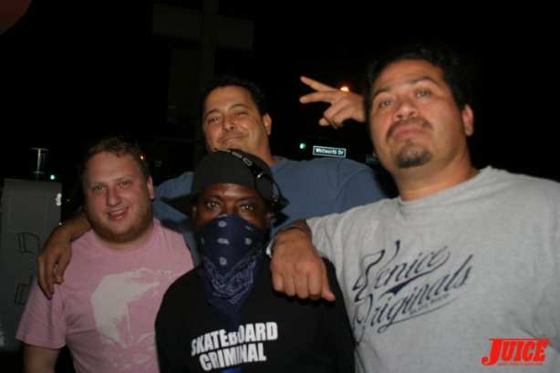 BLOCK, PECK, FLORIDA CREW
