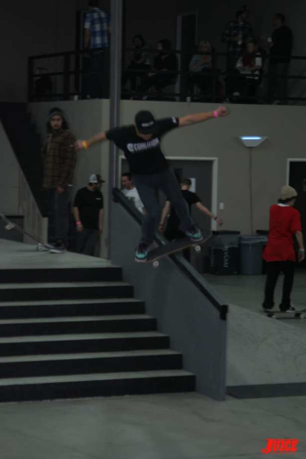 Agenda At The Berrics
